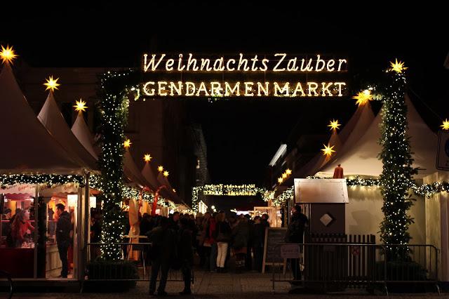 Hello Freckles Berlin City Break Travel Diary Christmas Market