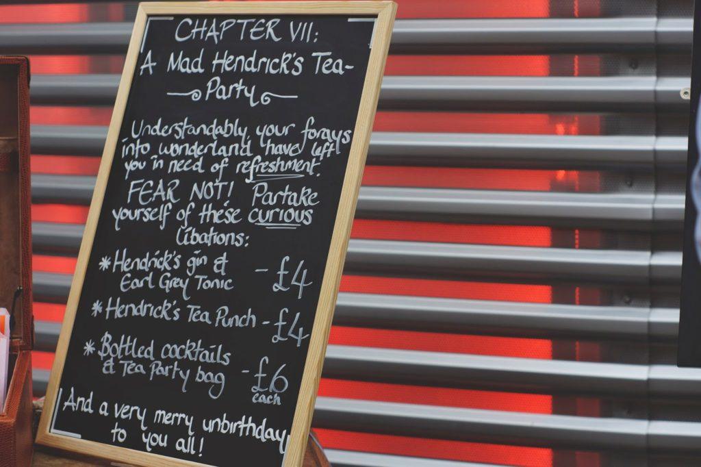 hello freckles tea and cake planet boiler shop hendricks gin