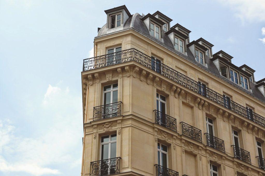 Hello Freckles Parisian Architecture