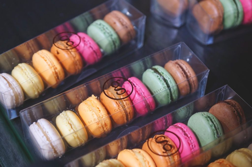 Hello Freckles French Macaroons