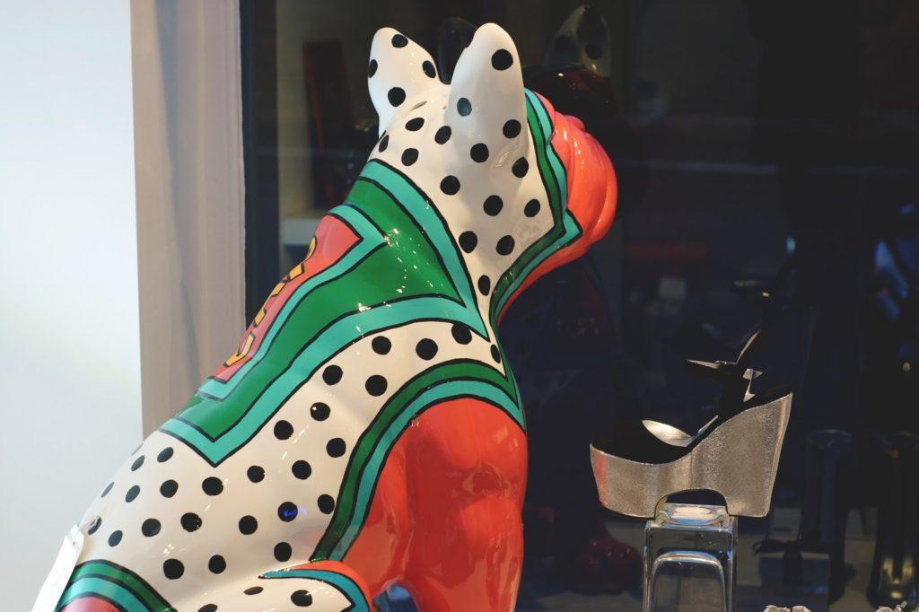 Hello Freckles Terry de Havilland Jesmond  Window