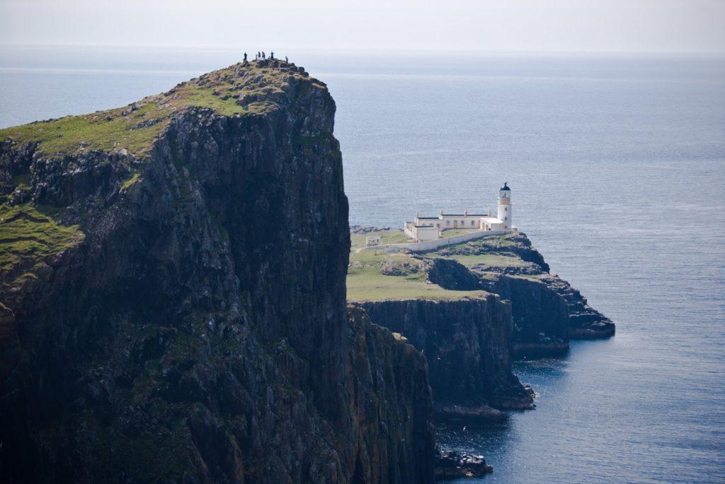 Hello Freckles #ULDAdventure Isle of Skye Lighthouse