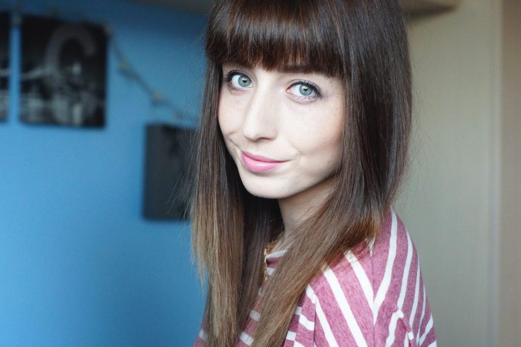Hello Freckles GHD Style Hair