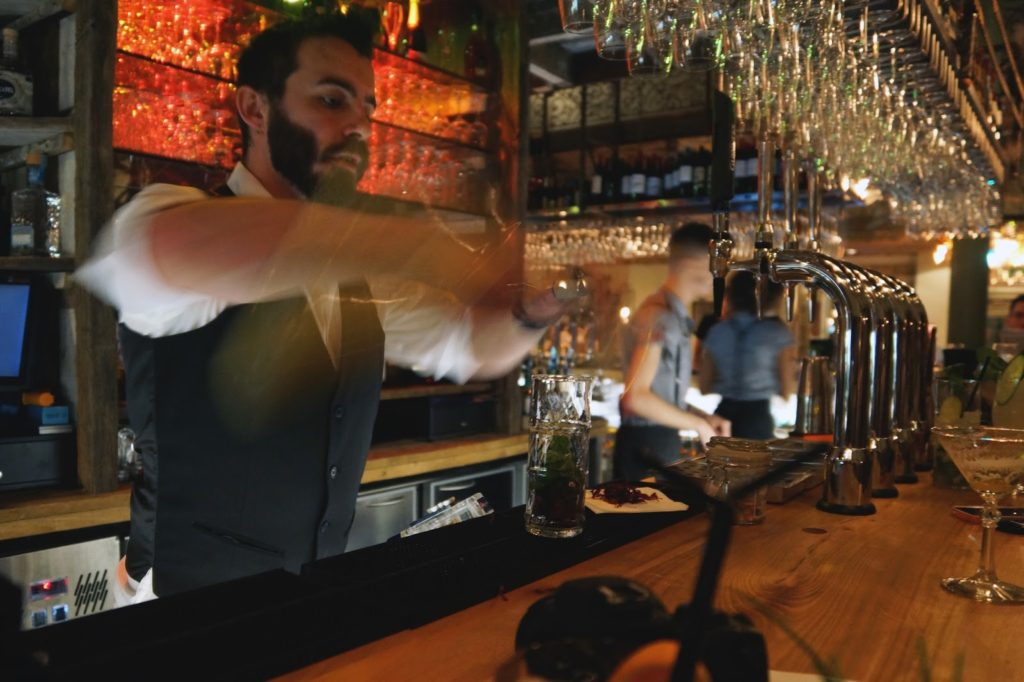 Hello Freckles The Botanist Newcastle Bar Review