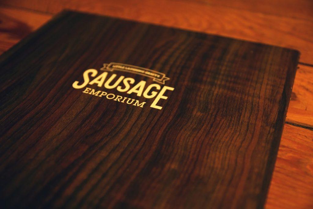 Hello Freckles Sausage Emporium NE1 Restaurant Week Menu