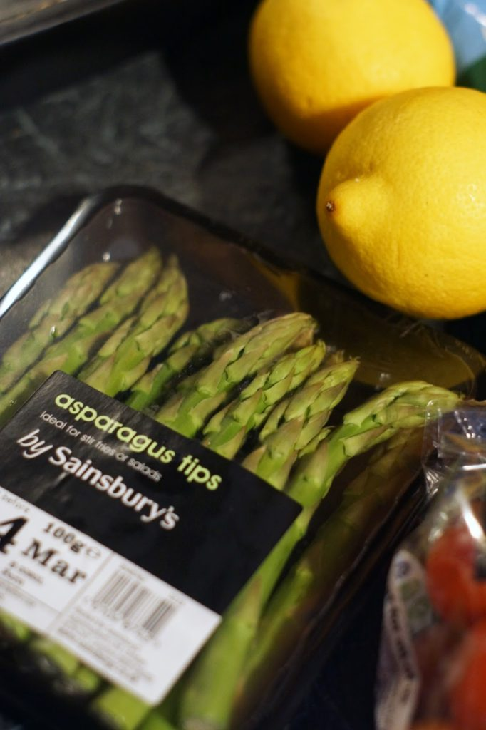 Hello Freckles A Taste of Newcastle Millennium Hotels Asparagus