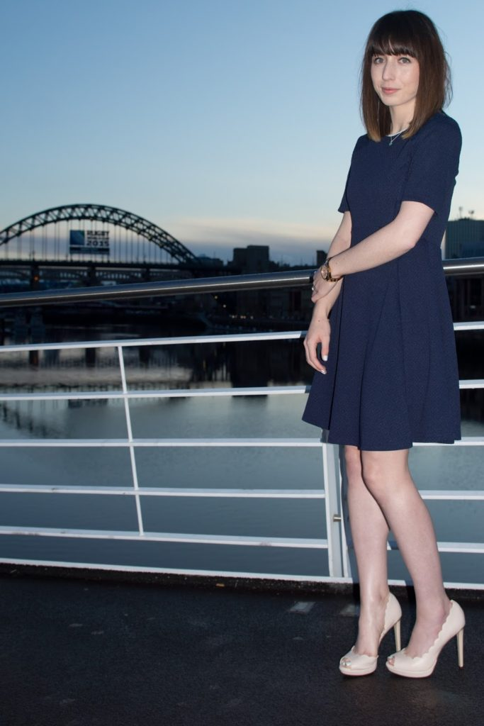Hello Freckles #DPDressesTheNation Lace Dress Newcastle Blogger