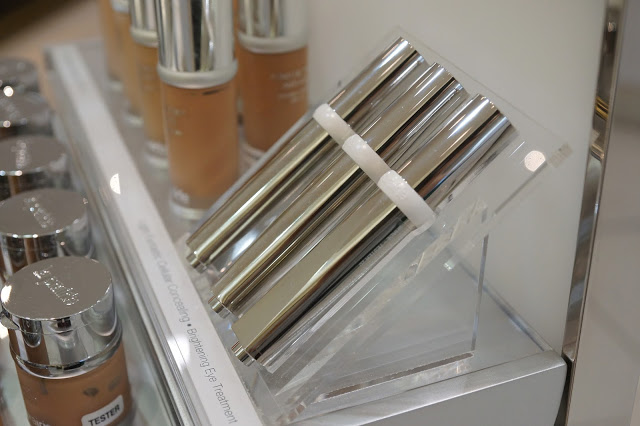 Hello Freckles #FenwickBeautyWeek La Prairie Eye Brightening