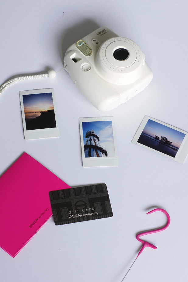Hello Freckles Blog Giveaway Fujifilm Instax Mini 8 Space NK