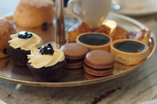Hello Freckles Afternoon Tea Seaham Hall Desserts