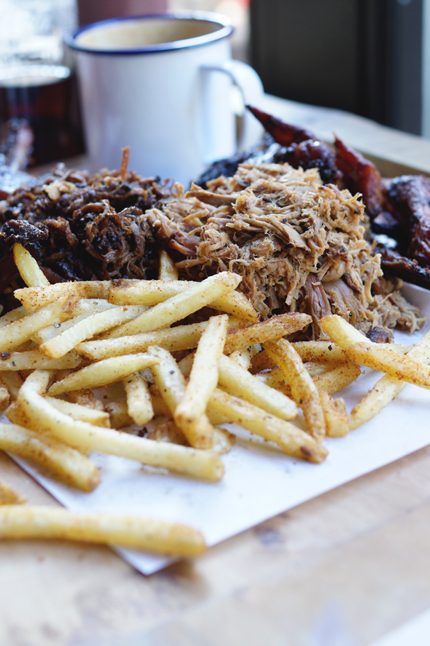 Hello Freckles Longhorns BBQ Smokehouse Newcastle Food Review