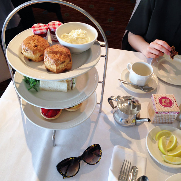 Hello Freckles Afternoon Tea The TeaShed Marriott Sunderland