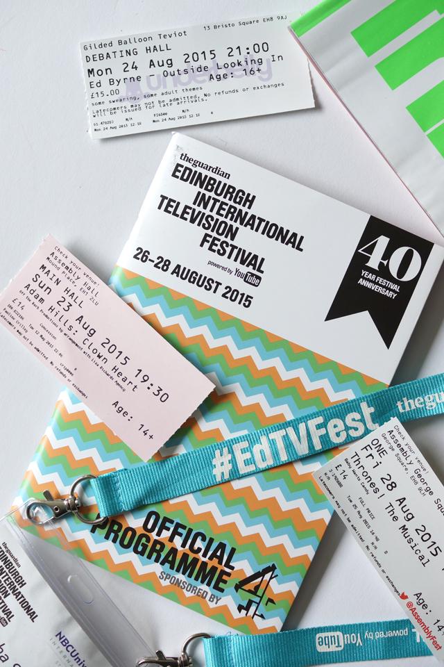 Hello Freckles Edinburgh International Television Festival 2015 Fringe