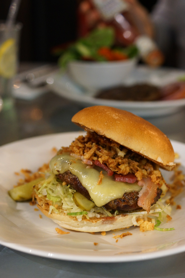 Byron Hamburgers Newcastle Food Hello Freckles Review