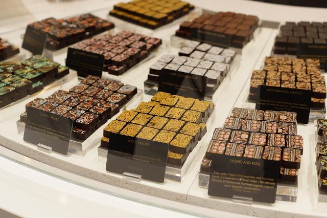 Hello Freckles Fenwick Food Hall Launch Newcastle Lauden Chocolates