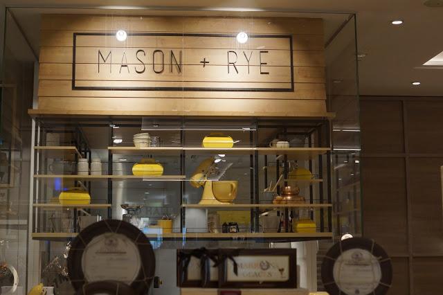 Hello Freckles Fenwick Food Hall Launch Newcastle Mason and Rye Bakery