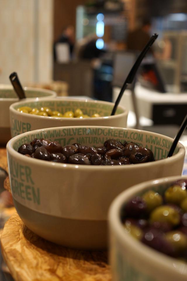Hello Freckles Fenwick Food Hall Launch Newcastle Deli Olives