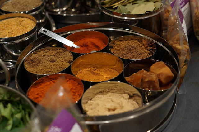 Hello Freckles Fenwick Food Hall Launch Newcastle Curry Spice Mix