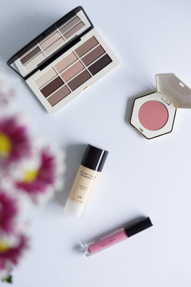 Hello Freckles H&M Beauty Collection Review Impressions
