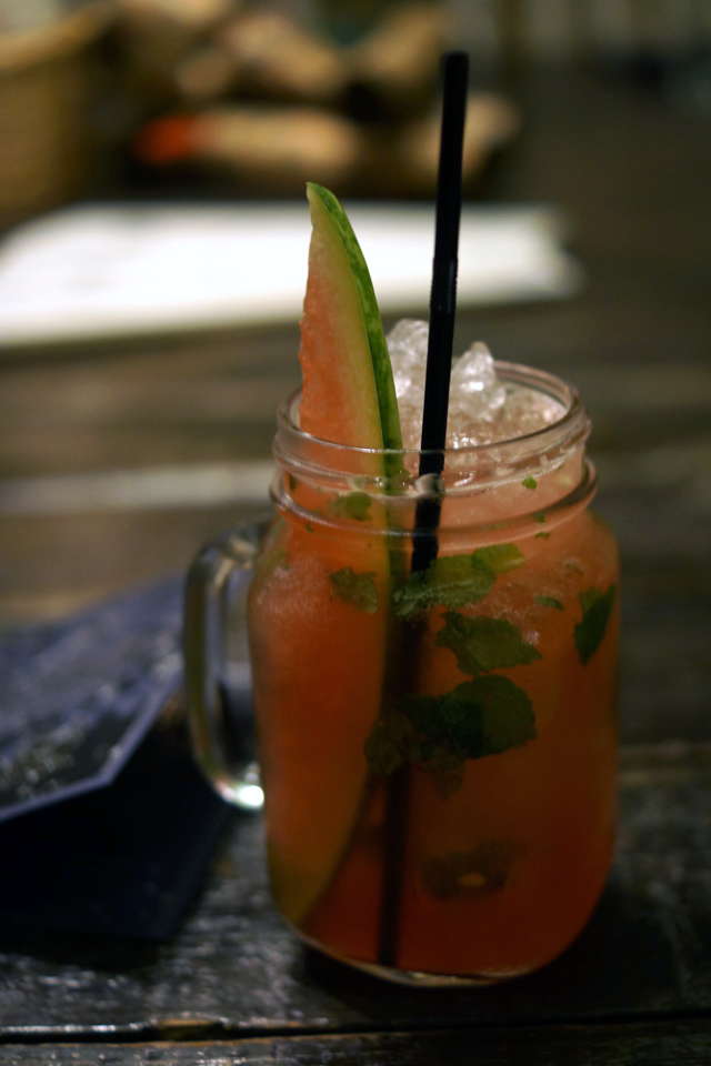 Hello Freckles Watermelon Mocktail The Botanist Newcastle
