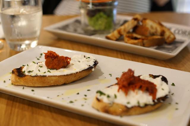 Hello Freckles Rossopomodoro Italian Restaurant Review John Lewis Starter