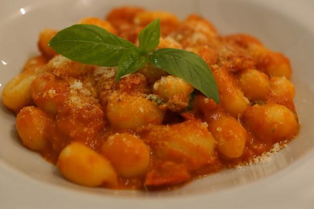 Hello Freckles Rossopomodoro Italian Restaurant Review John Lewis Gnocchi