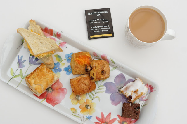 French Oven Grainger Market Afternoon Tea Box