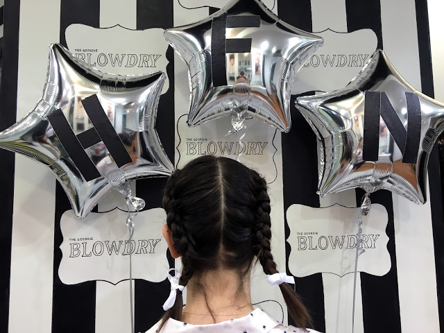 Hello Freckles Loreal Hair Fashion Night Y Salon Newcastle Reverse Braids Geordie Blow Dry