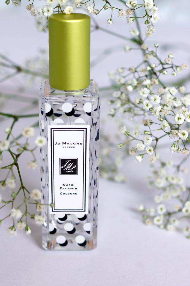 Hello Freckles Jo Malone Nashi Blossom Limited Edition Summer Scent Cologne Fenwick Newcastle