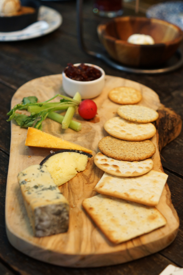 Hello Freckles The Botanist Cheese Board Summer Food