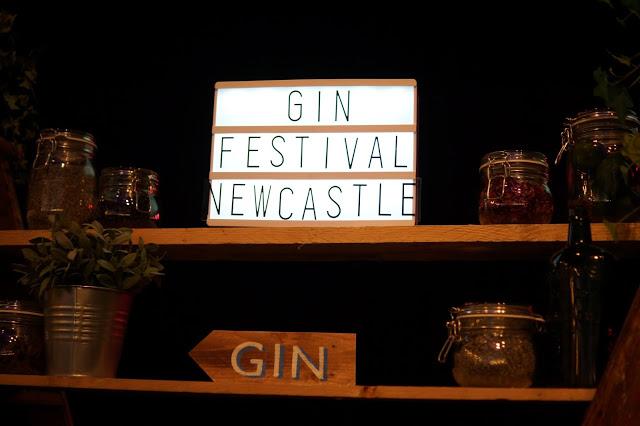 Hello Freckles Gin Festival Newcastle Castlegate