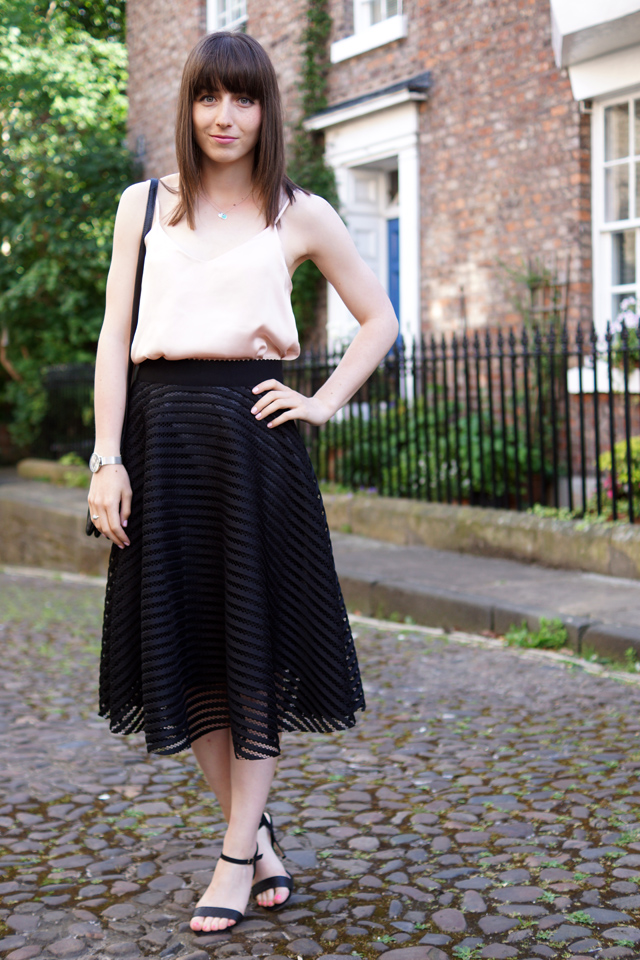 Hello Freckles New Look #ThisIsNewLook Styling Personal Style Fashion Summer Outfit