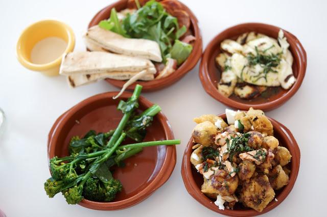 Hello Freckles Harissa Kitchen Newcastle Restaurant Takeaway