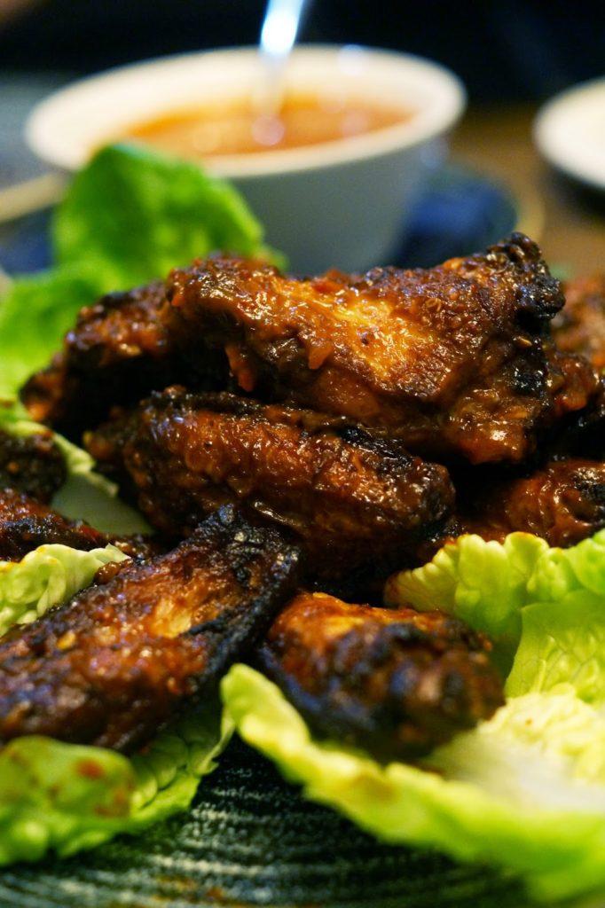 Hello Freckles Afternoon Tea American Sliders Calzone Hilton Garden Inn Sunderland Food Review Buffalo Chicken Wings