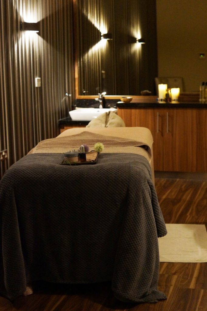 Hello Freckles Ramside Spa Durham Twilight Review Blogger  Treatment Rooms Massage Facial