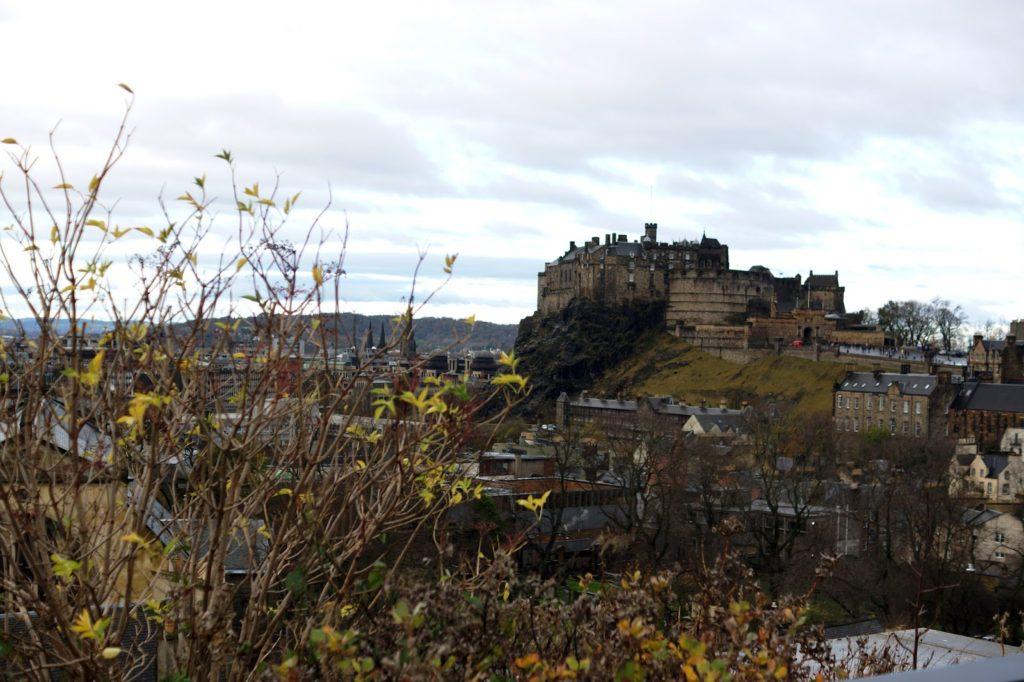 Hello Freckled National Museum of Scotland Edinburgh Christmas City Break Travel Guide
