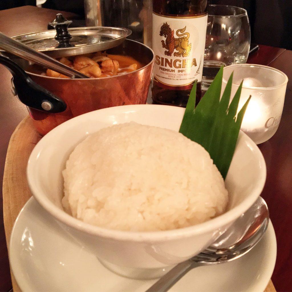 Hello Freckles Edinburgh City Break Travel Guide Noks Kitchen Thai Food Review