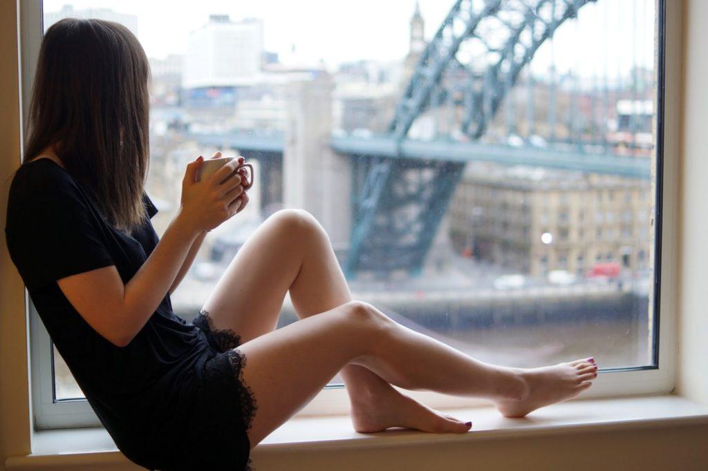 Hello Freckles Hilton Newcastle Gateshead Hotel Review Nebloggers Tyne Bridge City View