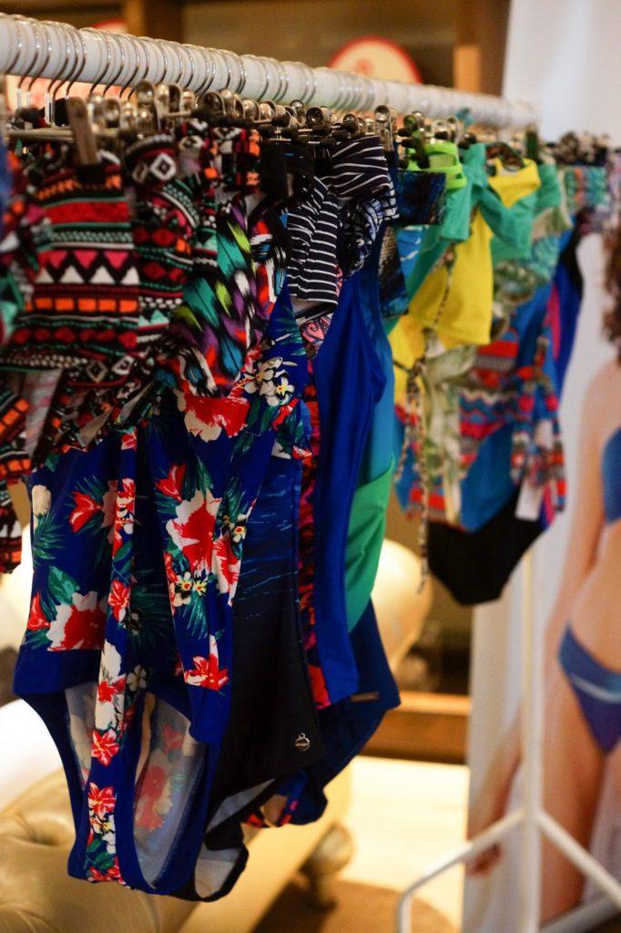 Hello Freckles Swimwear365 SS17 AquaFit Class Haymarket London