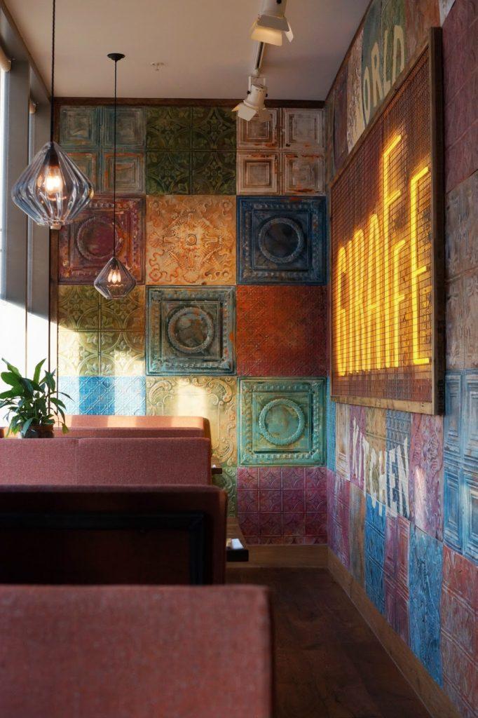 Hello Freckles Giraffe World Kitchen Newcastle Food Restaurant Review Eldon Square
