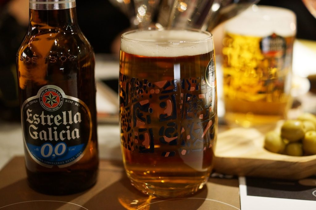 Hello Freckles Tapas Revolution Taste of Spain in Newcastle Food Review Eldon Square Estrella Galicia