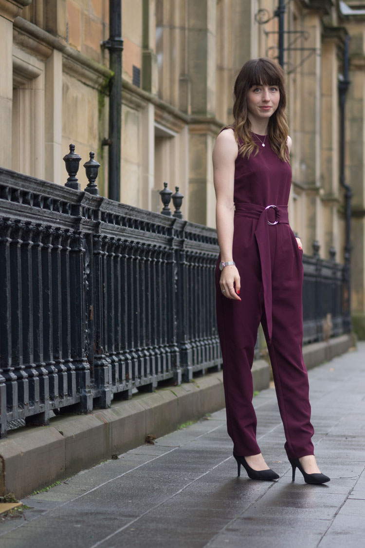 Hello Freckles Dorothy Perkins Christmas Party AW17 Street Style