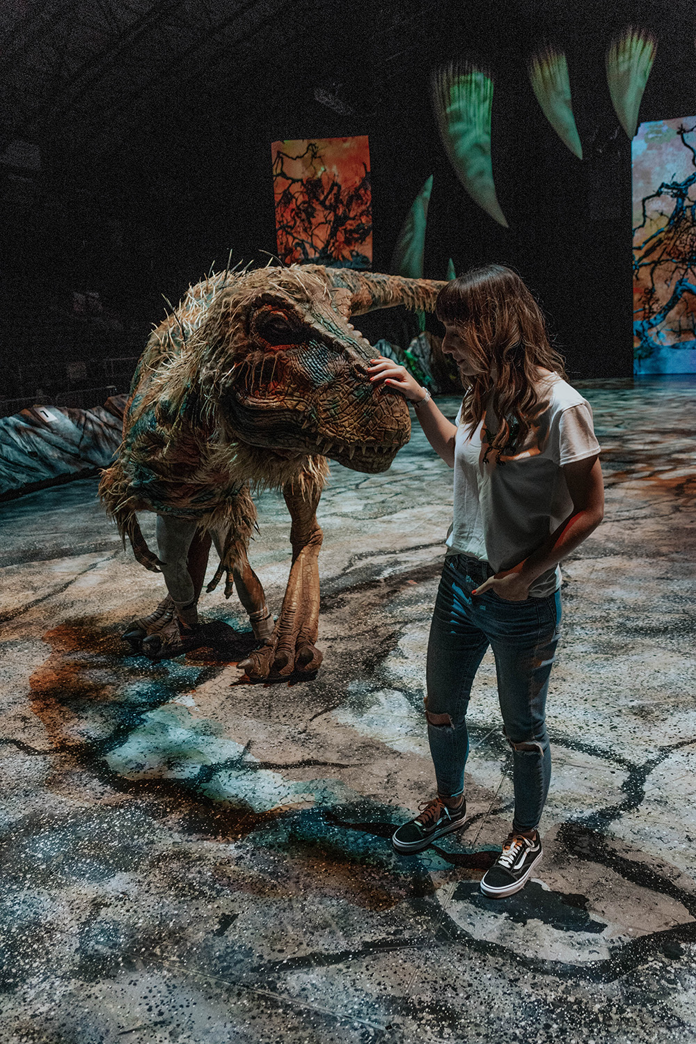 Walking With Dinosaurs Baby T Rex