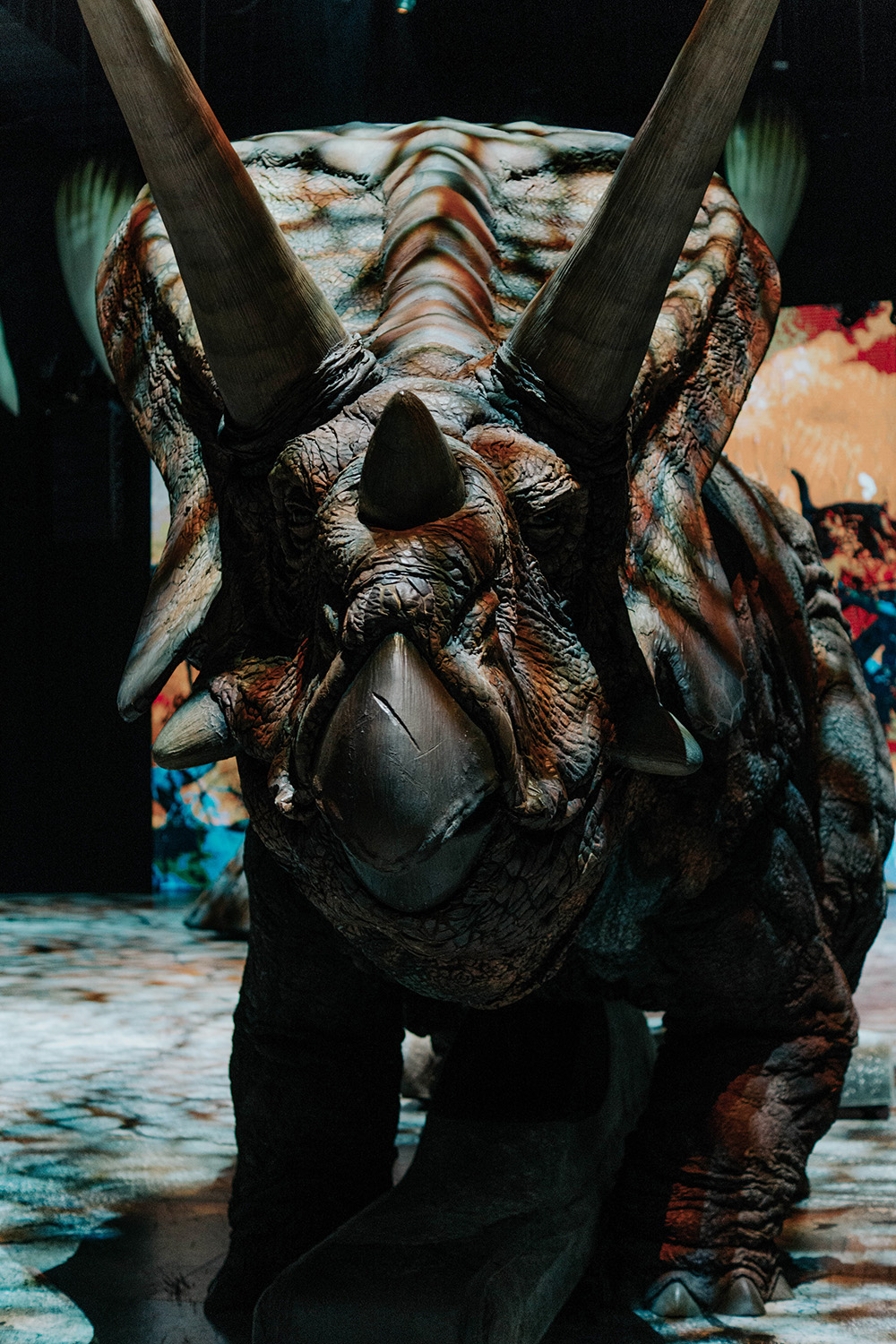 Walking with Dinosaurs Torosaurus