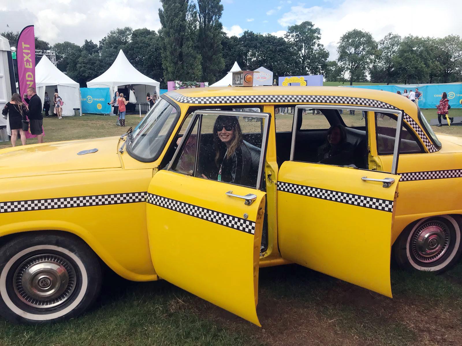 Friends Fest Taxi