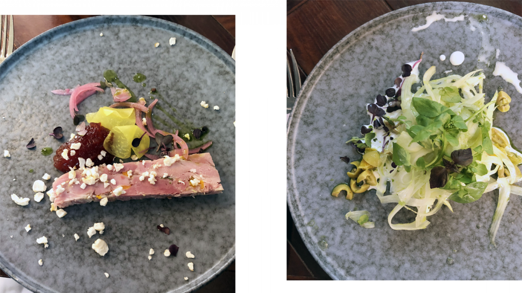 dobson parnell ne1 Newcastle Restaurant Week review Hello Freckles