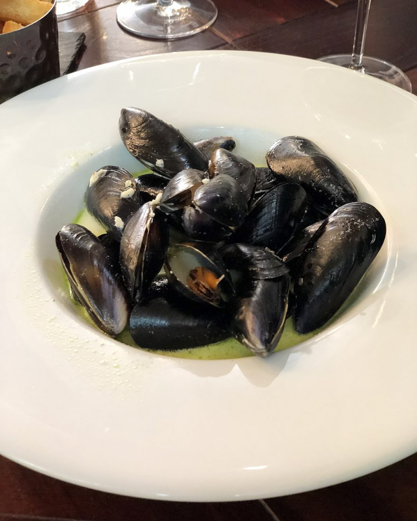 dobson parnell ne1 Newcastle Restaurant Week review Hello Freckles Mussels Seafood
